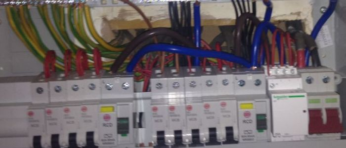 TNC Domestic Electrical Services Durham